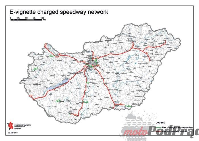 Węgry Ile kosztują autostrady za granicą?