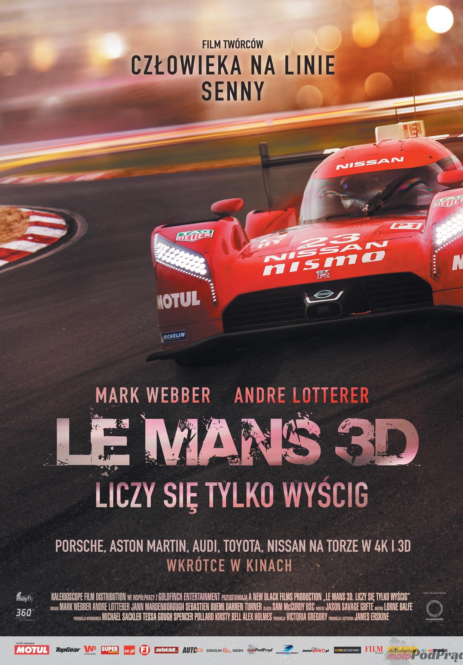 lemans3D 1616x2321 Film: Le Mans 3D