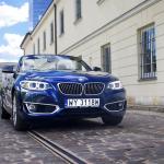 BMW cabrio 1 150x150 Test: BMW 218i Kabrio Luxury Line   tylko lans, czy coś więcej?