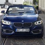 BMW cabrio 11 150x150 Test: BMW 218i Kabrio Luxury Line   tylko lans, czy coś więcej?