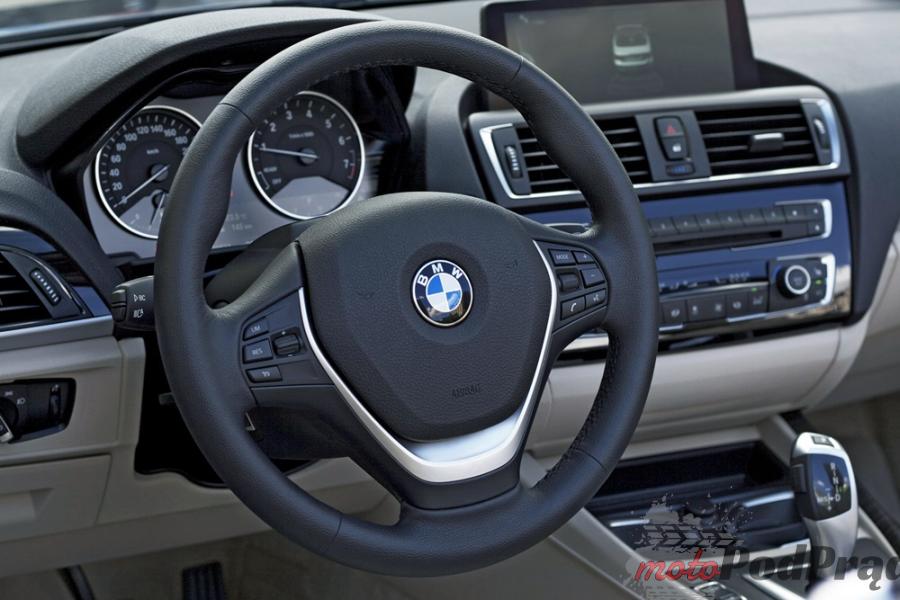 BMW cabrio 12 Test: BMW 218i Kabrio Luxury Line   tylko lans, czy coś więcej?