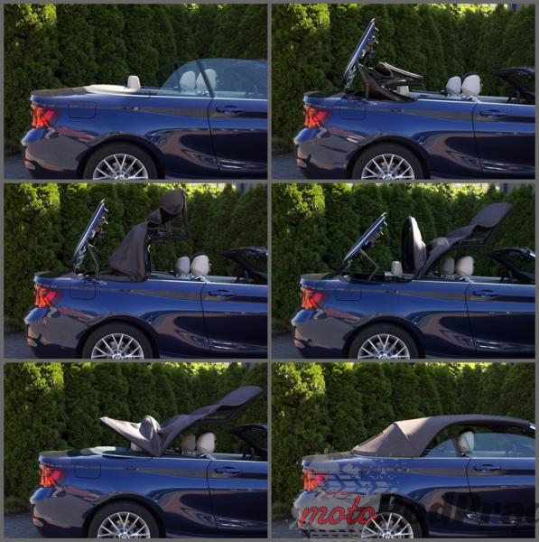 BMW cabrio 15 Test: BMW 218i Kabrio Luxury Line   tylko lans, czy coś więcej?
