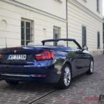 BMW cabrio 8 150x150 Test: BMW 218i Kabrio Luxury Line   tylko lans, czy coś więcej?