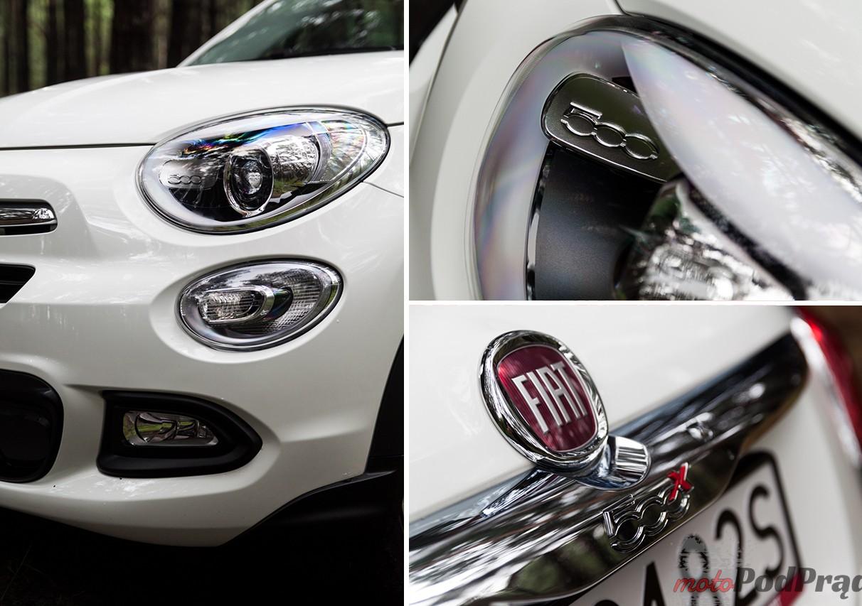 Fiat 500 X 2 Test: Fiat 500 X 1.4 140 KM   powiększony słodziak