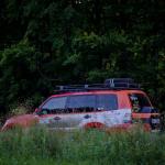Mitsubishi Pajero 17 150x150 Mitsubishi Pajero 3.2 DID Instyle i bieszczadzkie wertepy   duet idealny!