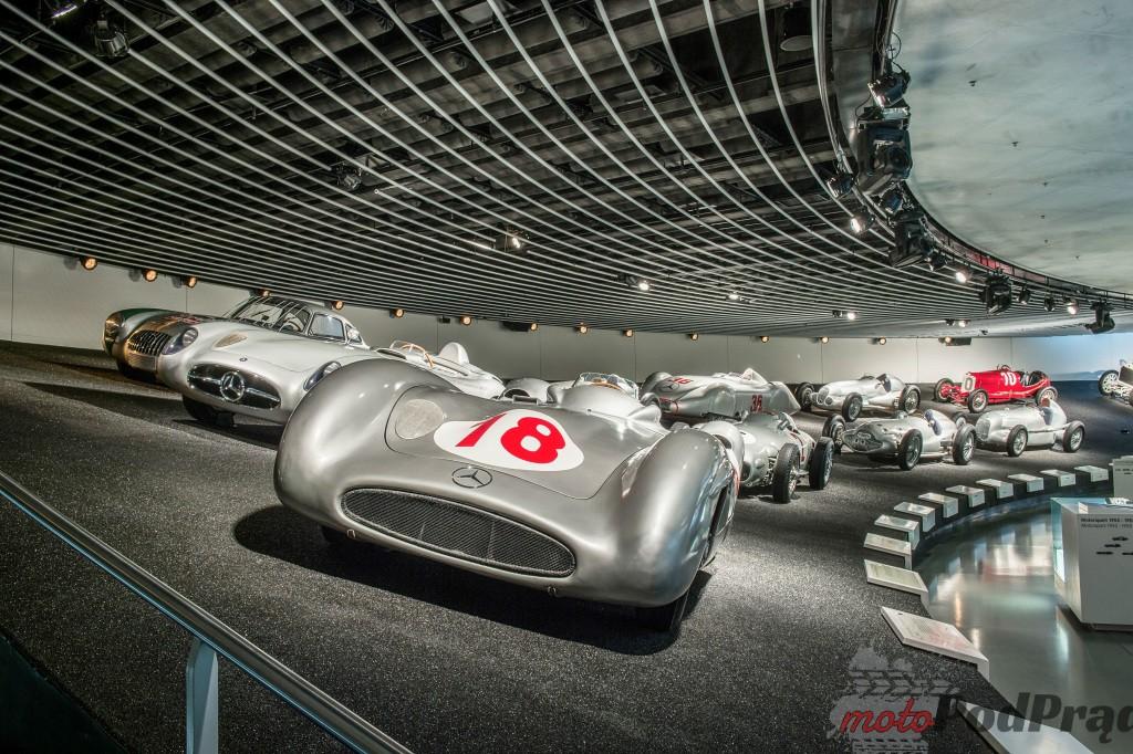 Muzeum Porsche i Mercedesa 1 Wspólna oferta muzealna w Stuttgarcie
