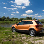 Volkswagen Cross Polo 1 150x150 Test: Volkswagen Cross Polo 1.2 110 KM   przeciera szlaki