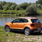 Volkswagen Cross Polo 3 150x150 Test: Volkswagen Cross Polo 1.2 110 KM   przeciera szlaki