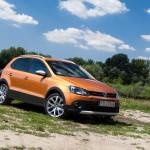 Volkswagen Cross Polo 5 150x150 Test: Volkswagen Cross Polo 1.2 110 KM   przeciera szlaki