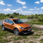 Volkswagen Cross Polo 7 150x150 Test: Volkswagen Cross Polo 1.2 110 KM   przeciera szlaki
