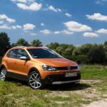 Volkswagen Cross Polo 8 150x150 Test: Volkswagen Cross Polo 1.2 110 KM   przeciera szlaki