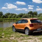 Volkswagen Cross Polo 9 150x150 Test: Volkswagen Cross Polo 1.2 110 KM   przeciera szlaki