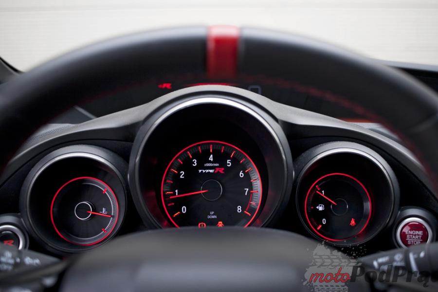 11 Test: Honda Civic Type R 2.0T 310 KM   pakt z diabłem