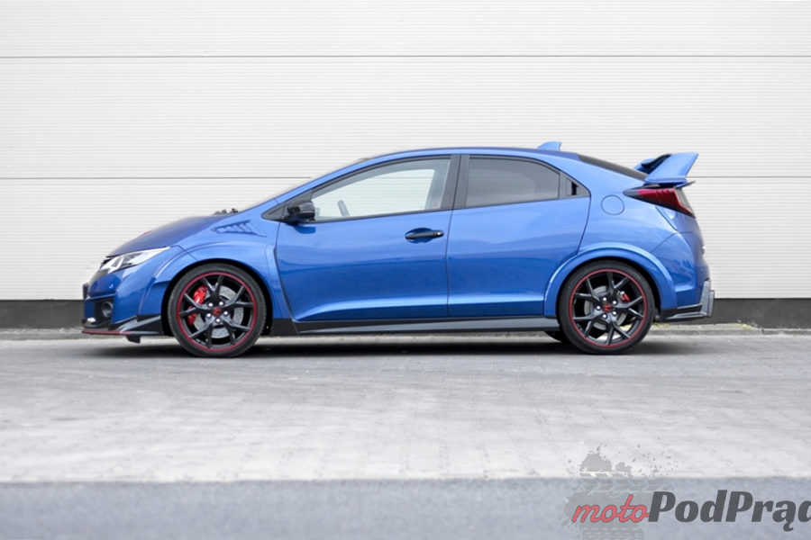 19 Test: Honda Civic Type R 2.0T 310 KM   pakt z diabłem