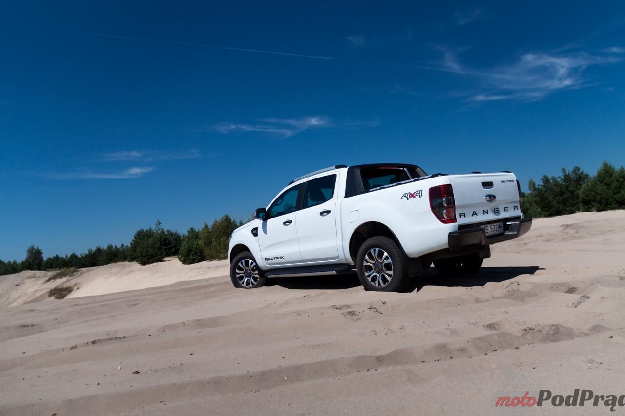 Ford Ranger 2 Test: Ford Ranger 3.2 Wildtrak   zmienia perspektywę świata