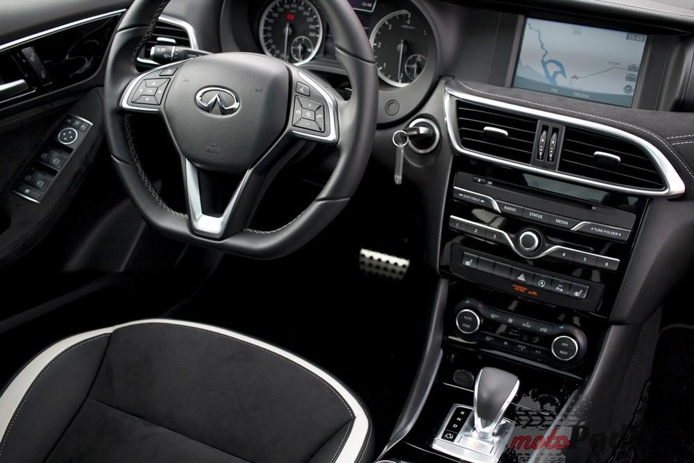 Infiniti Q30 12 Infiniti Q30 S 2.2D AWD Sport   weekend na Podlasiu