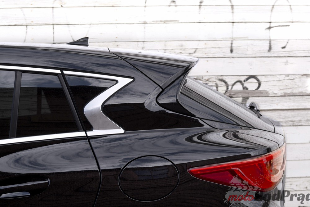 Infiniti Q30 7 Infiniti Q30 S 2.2D AWD Sport   weekend na Podlasiu