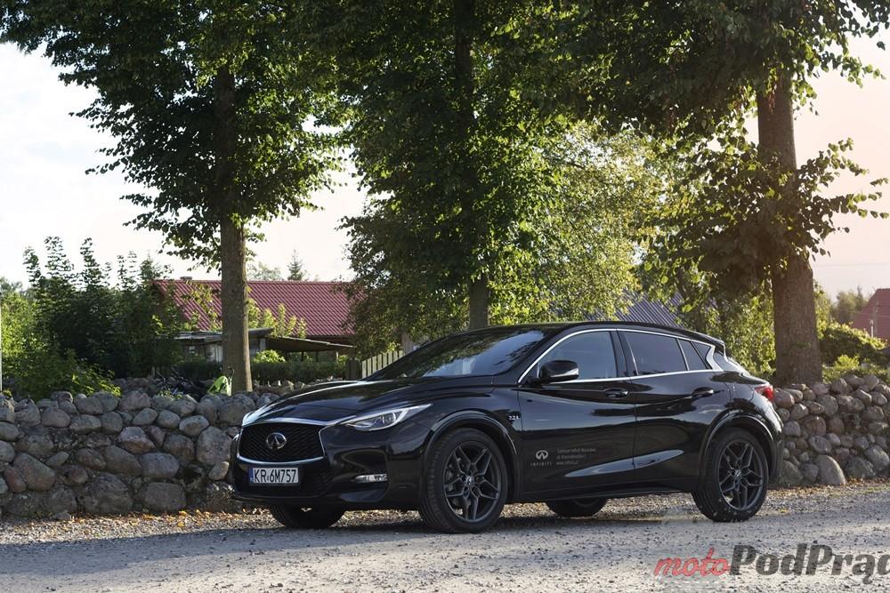 Infiniti Q30 9 Infiniti Q30 S 2.2D AWD Sport   weekend na Podlasiu
