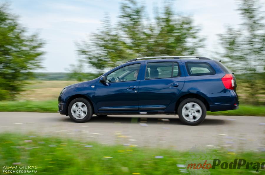 LoganMCV 1 Porównanie: Dacia Logan MCV TCe 90 LPG kontra Dacia Sandero Stepway TCe 90   którą wybrać?