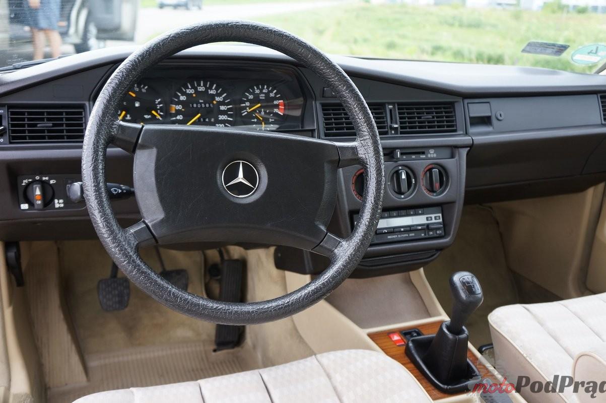 Mercedes Benz 190 1 Znalezione: Mercedes 190 (W201)   trwały i klasyczny