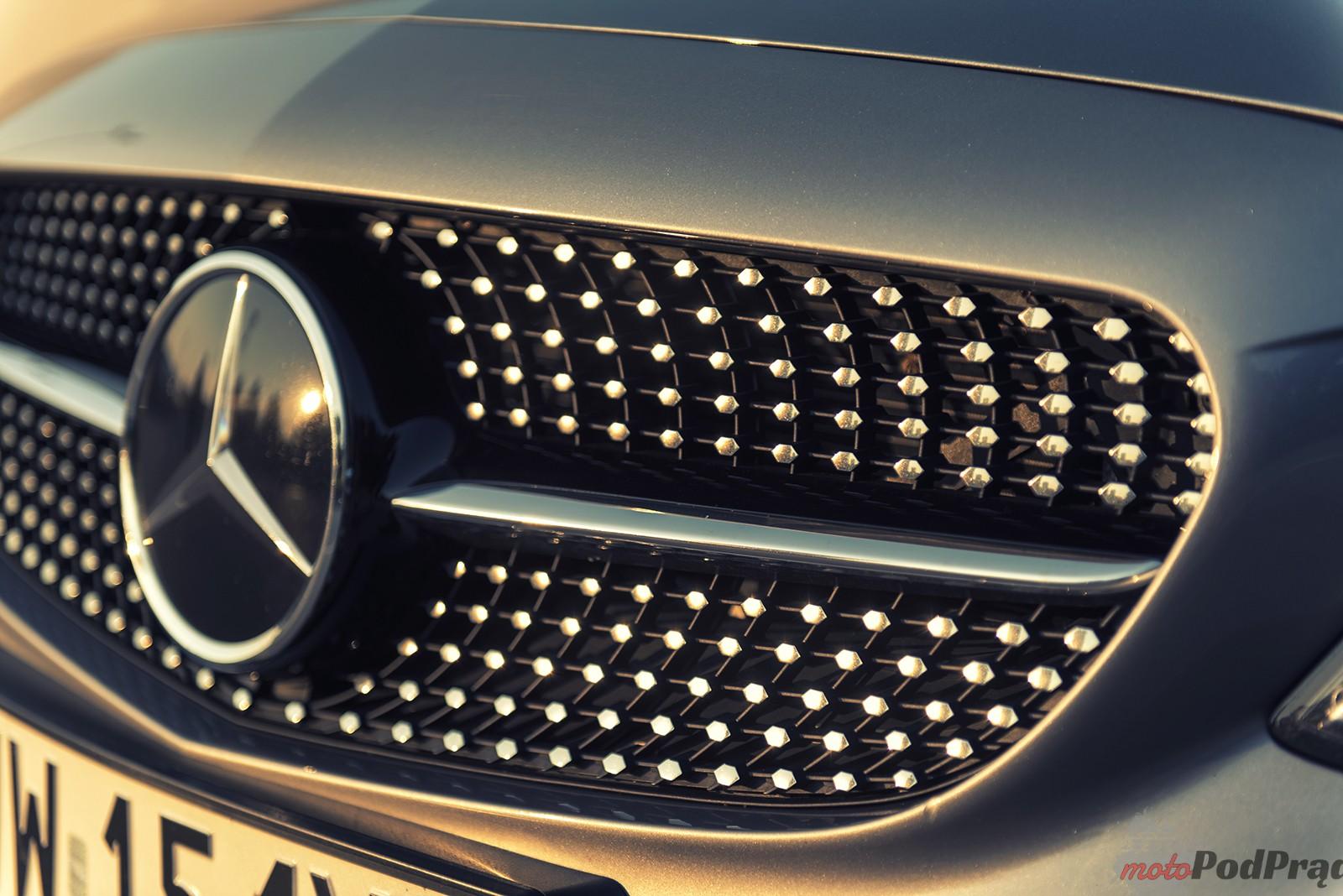 Mercedes C450 AMG 5 Test: Mercedes C450 AMG   lekko przykurzony mocarz