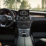 Mercedes C450 AMG 9 150x150 Test: Mercedes C450 AMG   lekko przykurzony mocarz