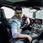 Mercedes C450 AMG Drive4fashion 11 150x150 Szybkie i piękne: Mercedes C450 AMG