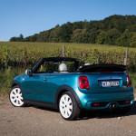 Mini cooper S cabrio 12 150x150 Test: Mini Cooper S Cabrio   typowy funcar