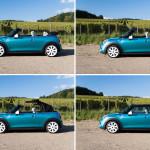 Mini cooper S cabrio 19 150x150 Test: Mini Cooper S Cabrio   typowy funcar