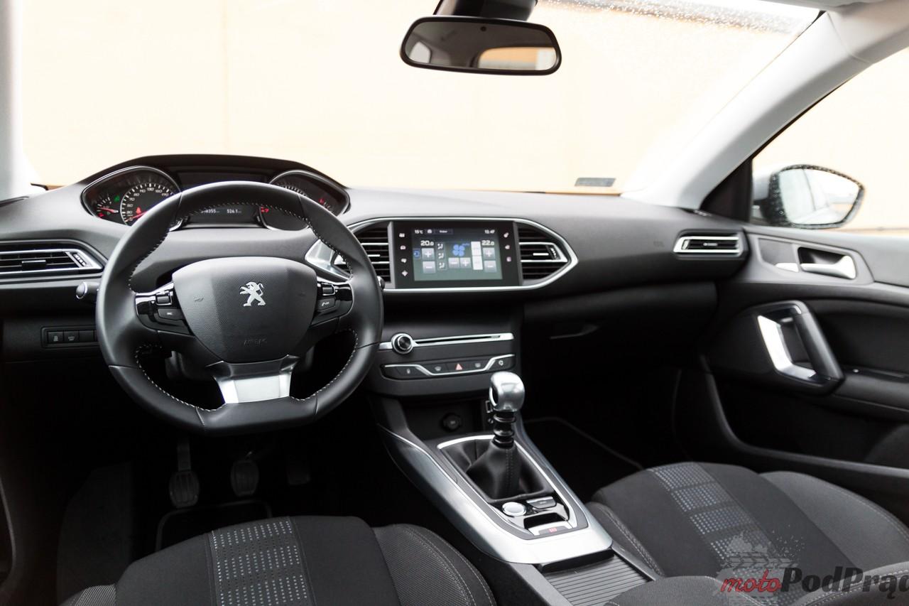 Peugeot 308 SW 4 Test: Peugeot 308 SW 1.2 PureTech 130KM   łamie stereotyp