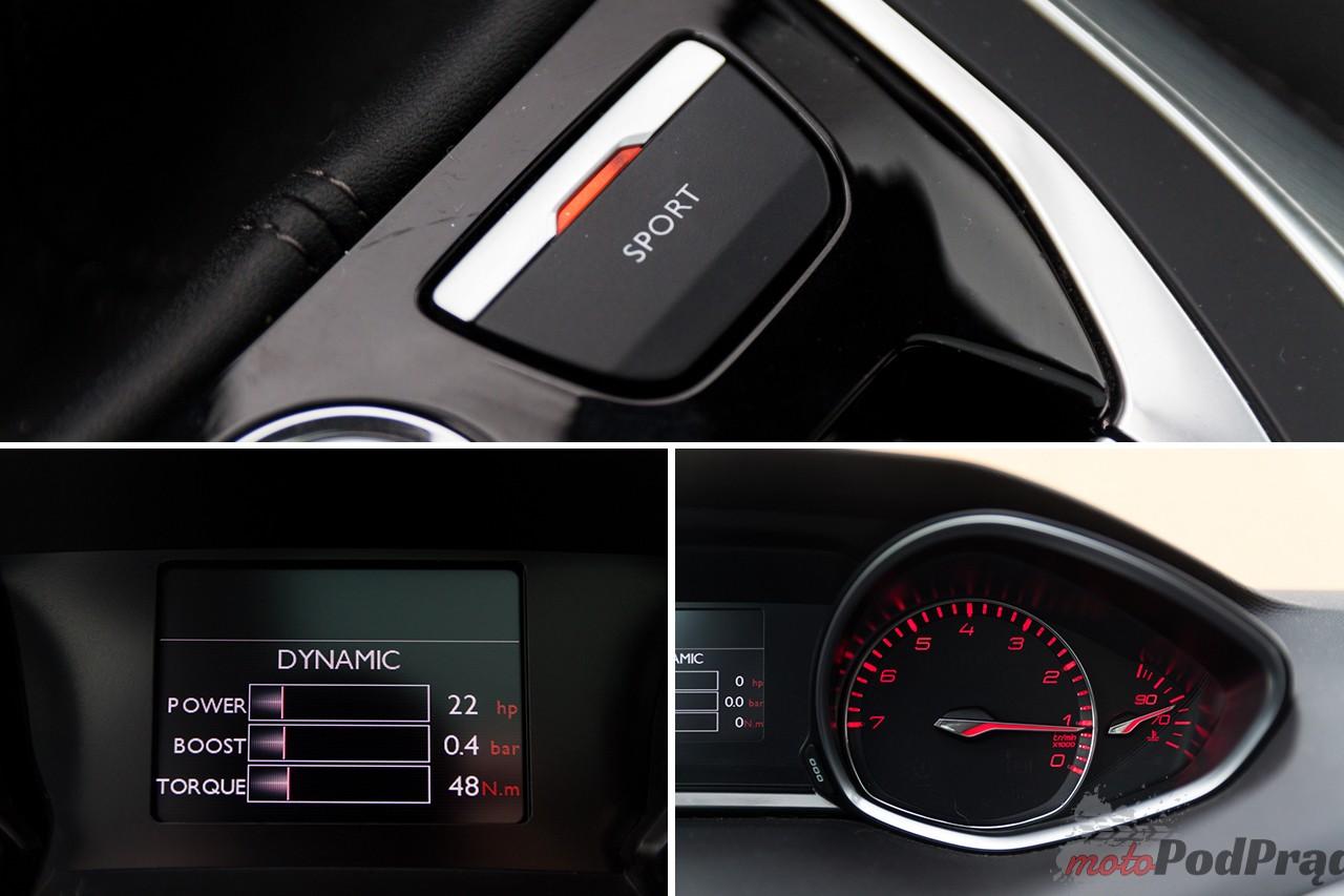 Peugeot 308 SW 7 Test: Peugeot 308 SW 1.2 PureTech 130KM   łamie stereotyp