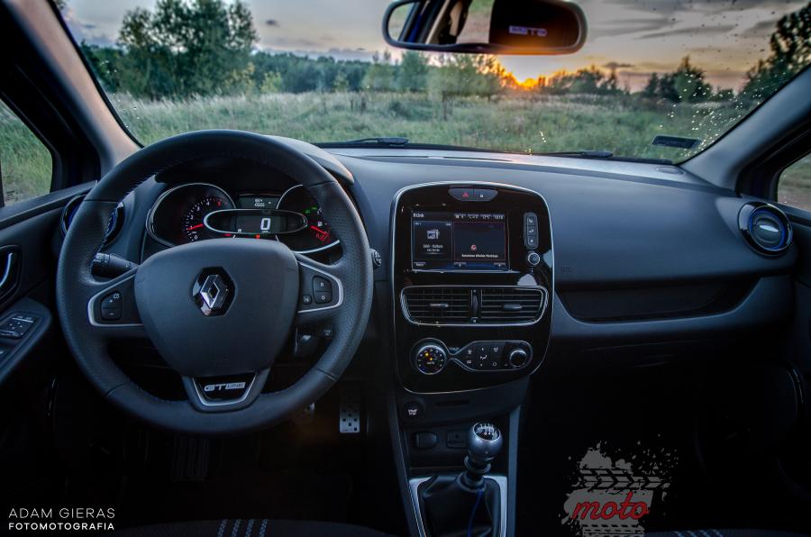 Renault Clio dCi 1 Test: Renault Clio GT Line 1.5 dCi 110 KM FL   lepszy, żwawszy i bardzo oszczędny