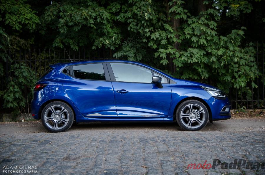 Renault Clio dCi 39 Test: Renault Clio GT Line 1.5 dCi 110 KM FL   lepszy, żwawszy i bardzo oszczędny