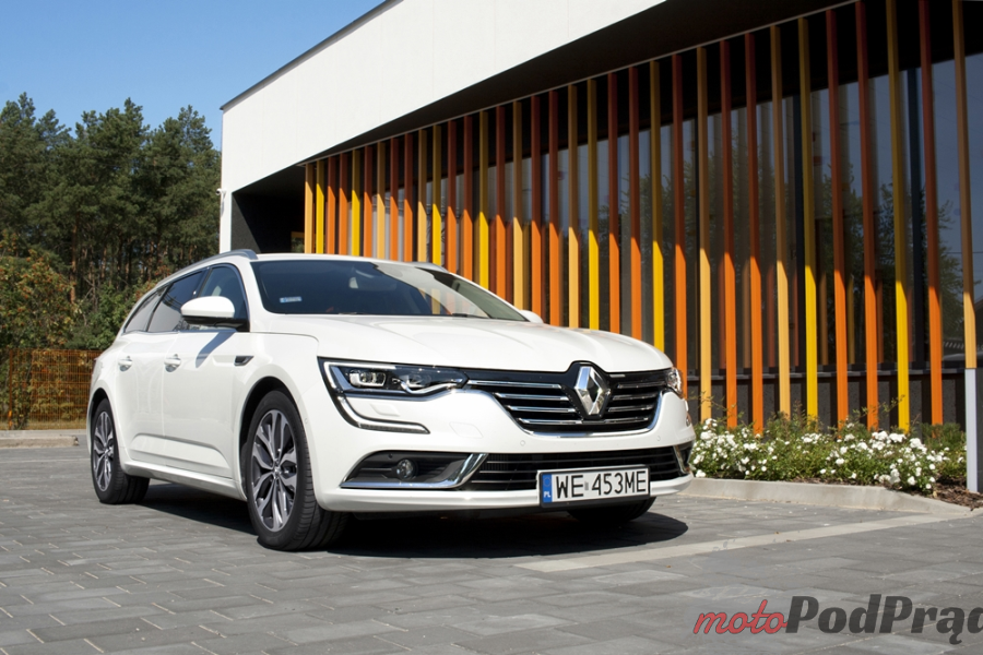 Renault Talisman 12 Test: Renault Talisman Grandtour 1.6 TCe Intense EDC