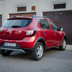 Sandero Stepway 12 150x150 Porównanie: Dacia Logan MCV TCe 90 LPG kontra Dacia Sandero Stepway TCe 90   którą wybrać?