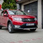Sandero Stepway 6 150x150 Porównanie: Dacia Logan MCV TCe 90 LPG kontra Dacia Sandero Stepway TCe 90   którą wybrać?