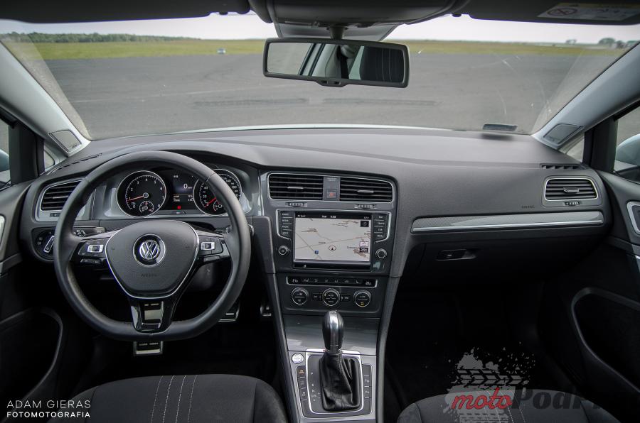 VW Golf 14 Test: Volkswagen Golf Alltrack 1.8 TSI 4MOTION   zadowoli niejednego kierowcę