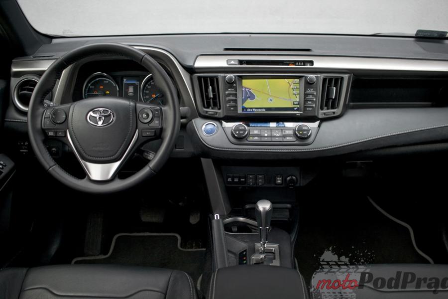 10 Test: Toyota RAV4 Hybrid   dzielny samuraj, król miejskiej dżungli