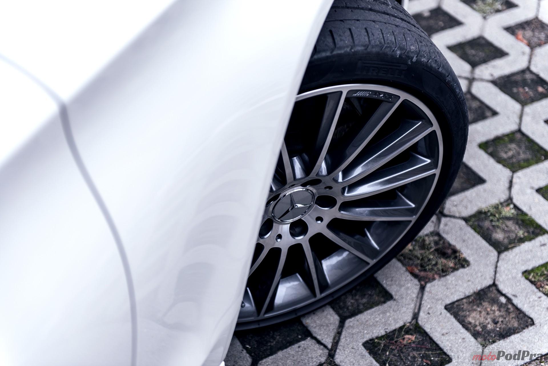 DSC 3789 Test Mercedes C250 Coupe   idealny na randkę