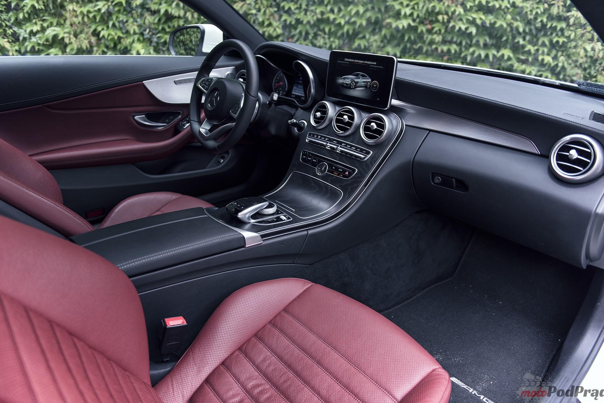 DSC 3879 Test Mercedes C250 Coupe   idealny na randkę