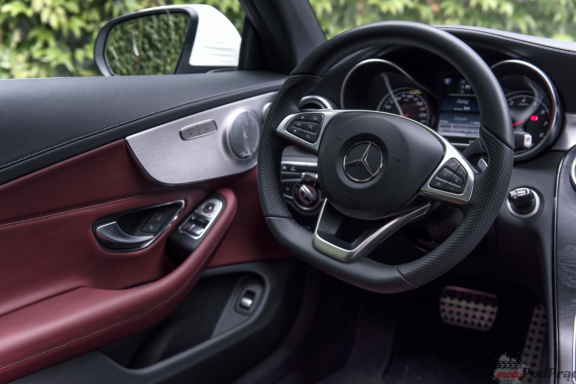 DSC 3932 Test Mercedes C250 Coupe   idealny na randkę