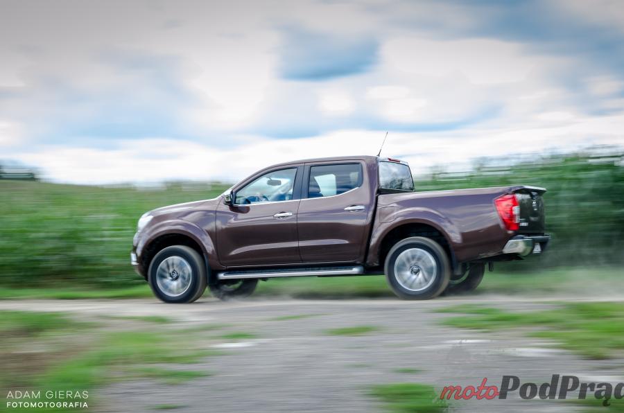 Nissan Navara 18 Test: Nissan NP300 Navara 2.3 dCi 160 KM   więcej niż wół roboczy!