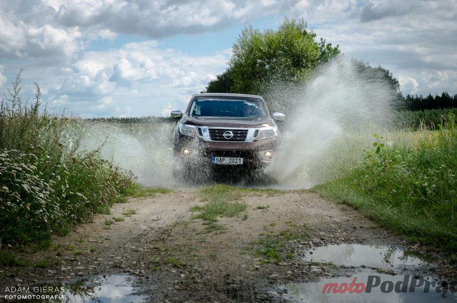 Nissan Navara 19 Test: Nissan NP300 Navara 2.3 dCi 160 KM   więcej niż wół roboczy!
