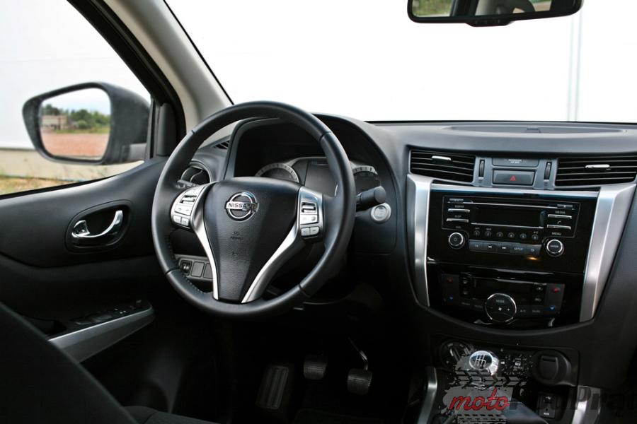 Nissan Navara 3 Test: Nissan NP300 Navara 2.3 dCi 160 KM   więcej niż wół roboczy!