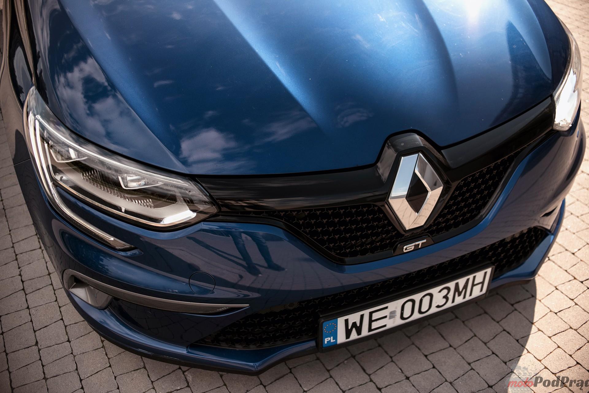 Renault Megane GT 8 Test: Renault Megane GT   cieplejszy kompakt