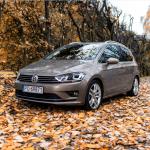 Vw golf sportsvan 1 150x150 Test: Volkswagen Golf Sporstvan   Papież nie mógł się pomylić!