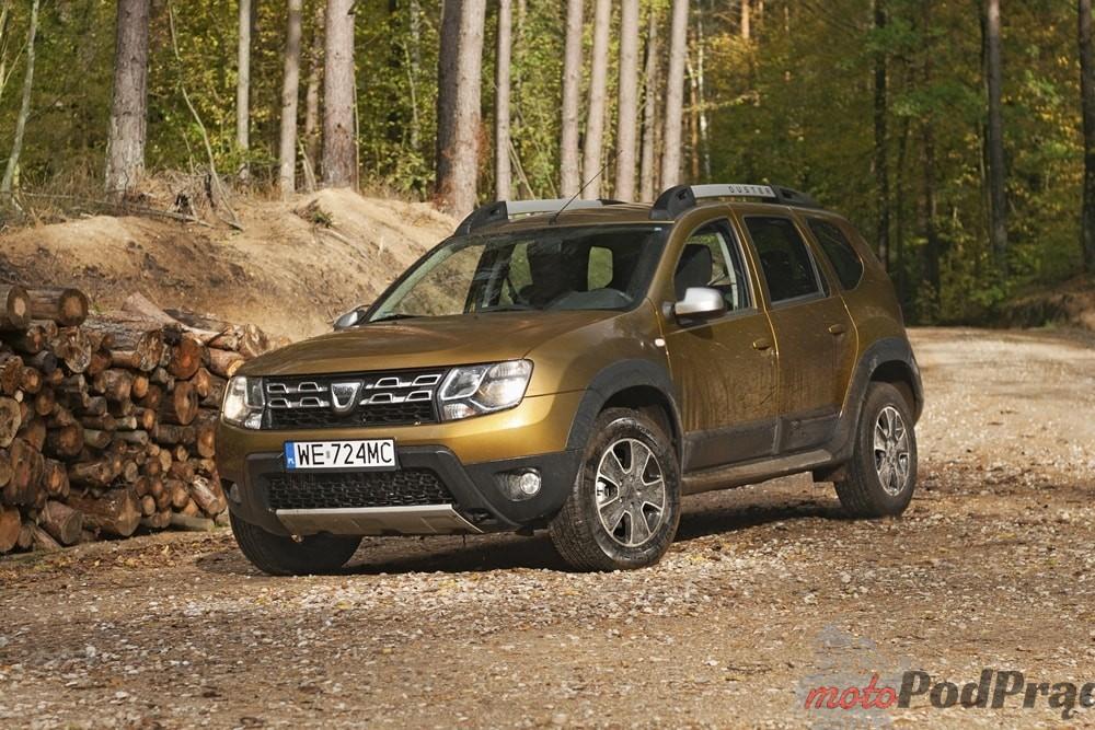 dacia duster 4x4 2 Test: Dacia Duster 1.5 dCi 110 KM – powrót do korzeni SUV ów?