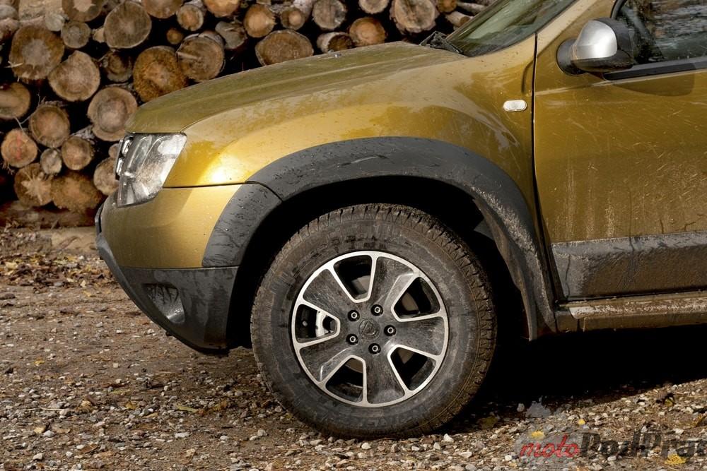 dacia duster 4x4 5 Test: Dacia Duster 1.5 dCi 110 KM – powrót do korzeni SUV ów?