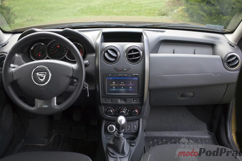 dacia duster 4x4 8 Test: Dacia Duster 1.5 dCi 110 KM – powrót do korzeni SUV ów?