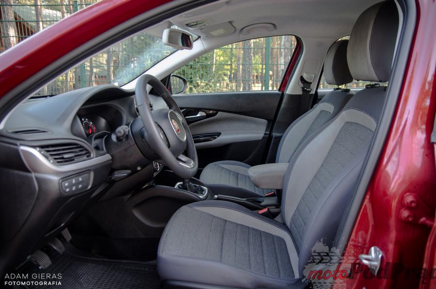 fiat tipo 1.4 42 Test: Fiat Tipo 1.4 95 KM Lounge   może być tanio i dobrze!